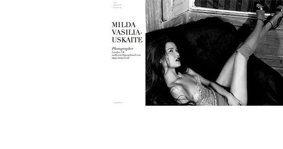 Gallery Page for Milda Vasiliauskaite Photography by Aniko Deak